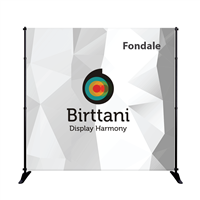 Fondale | 8'x8' Single-Sided Graphic Package