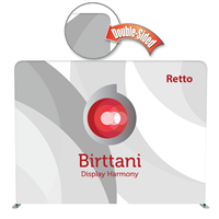 Retto Econ 10ft. | Double-Sided Graphic Package