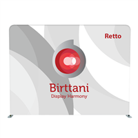 Retto Econ 10ft. | Single-Sided Graphic Package