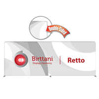 Retto 20ft. | Double-Sided Graphic Package