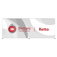 Retto 20ft. | Single-Sided Graphic Package