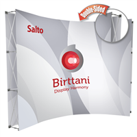 Salto Curved 10ft. | Double-sided Package