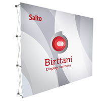 Salto 10ft. | Single-Sided Graphic Package