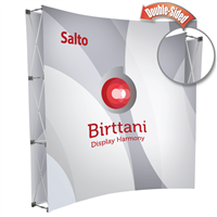 Salto Curved 8ft. | Double-sided Package
