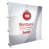 Surgir Magnetic 8ft. | Single-Sided Graphic Package