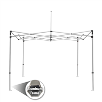 Tenda 10' x10' Aluminum | Hardware Only