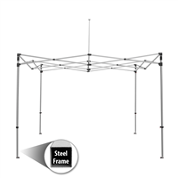 Tenda 10' x10' Steel | Hardware Only