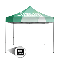 Tenda 10' x10' Steel | Canopy Graphic Package