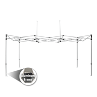 Tenda 15'x 10' Aluminum | Hardware Only