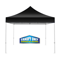 Tenda 10' x10' Canopy | Black