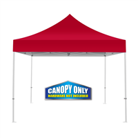 Tenda 10' x10' | Red Canopy