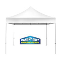 Tenda 10' x10' | White Canopy