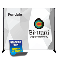 Fondale | 10'x8' Single-Sided Graphic Print