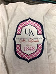UA Sorority Shield short-sleeved shirt