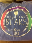 Blue 84 UA Bears SS shirt