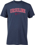Sueded Ursuline tee
