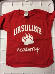 UA Bear Cub youth tee