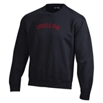 Gear® Big Cotton Crew Black Sweatshirt