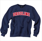 Gear® Big Cotton Crew Navy Sweatshirt