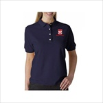 Dennis Navy Uniform Polo