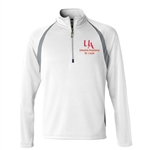 alo® Wicking White Pullover
