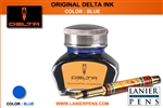 Delta Fountain Pen Ink - Blue