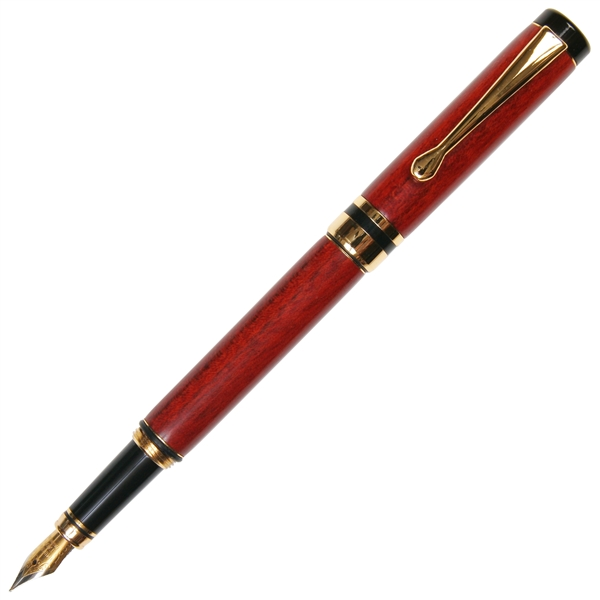 Classic Fountain Pen - Bloodwood