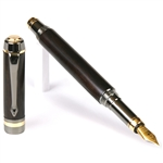 Elite Fountain Pen - Blackwood