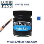 Private Reserve Naples Blue Fountain Pen Ink Bottle 03-nb - Lanier Pens