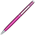 4G Ball Pen - Purple with Purple Accents