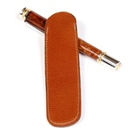 Leather Pen Slip – Tan Single