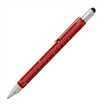 Monteverde Ball Point Tool Pen - Red
