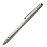 Monteverde Ball Point Tool Pen - Silver