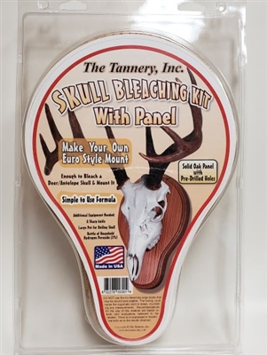 Skull Bleaching and Mounting Kit | The Tannery Inc.