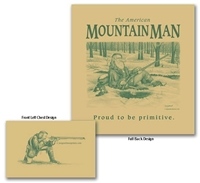 American Mountain Man T-Shirt