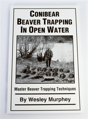 Conibear Beaver Trapping in Open Water