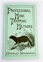 Professional Mink Trapping Methods