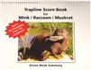 Don Powell - Mink, Muskrat & Raccoon Trapline Score Book