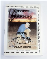 J.C Conner - Coyote Trapping with Flat Sets Video