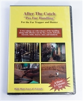 Matt Jones - After the Catch - Pro Fur Handling for the Fur Trapper & Hunter DVD