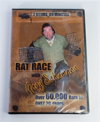 Rat Race with Gary Schumann DVD
