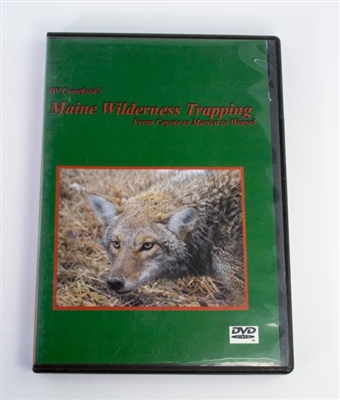 Maine Wilderness Trapping