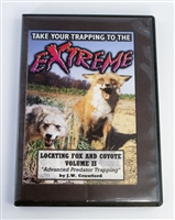 J.W. Crawford - Locating Fox & Coyote - Volume II - Advanced Predator Trapping DVD