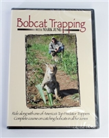 Mark June - Bobcat Trapping with Mark June DVD