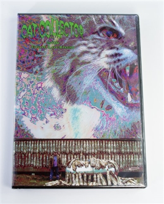 Clint Locklear - Cat Collector DVD