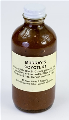 Murray's Coyote #1
