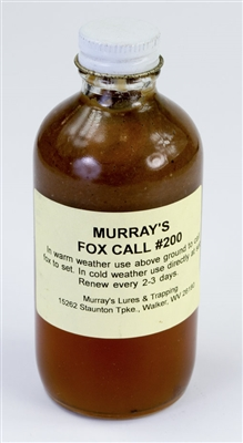 Murray's Fox Call #200