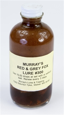 Murray's Red & Gray Fox #300