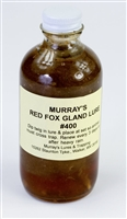 Murray's Red Fox Gland #400