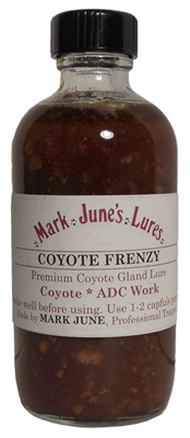 Mark June's Coyote Frenzy